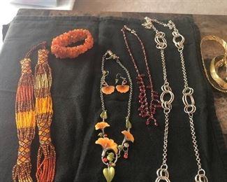 Fabulous Art Deco Jewelry.