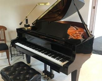 Stunning SCHIMMEL 6' grand piano with Pianodisc system... incredible sound and excellent condition! amazingly high quality, built 1997.