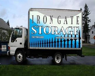Iron Gate Storage