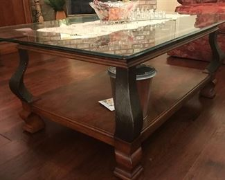 Great sofa table