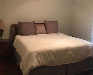 Guest bed suite