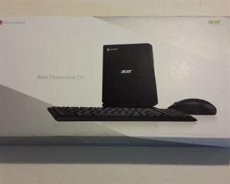 Acer Chromebook CXL, new, in box.
