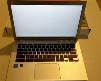 Toshiba Chromebook, like new, in box.