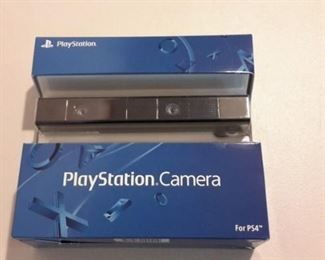 Playstation Camera, new in box.