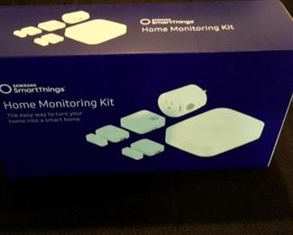 Samsung Smart Things Home Monitoring Kit, new in box.