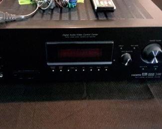 Sony Multi Channel AV Receiver STR-K900