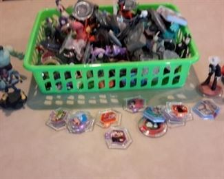Disney Infinity character game pieces, from just about every Disney movie!