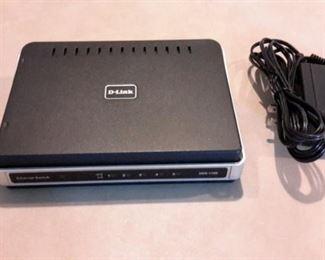 D-Link Ethernet Switch DES-1105.