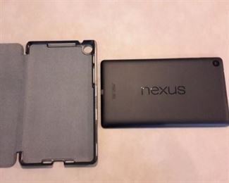 Asus Nexus K008 with cover