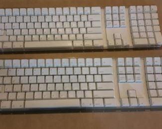 Apple wireless keyboards (both A1016)