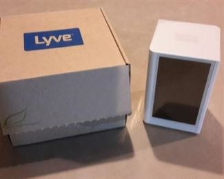 Lyve Home Photo & Video Manager, new in box.
