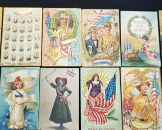 Vintage Postcard Lot - 1 of 4 pictures , lot of 39 cards