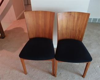 Bennie  Linden style  chairs-there  are  two