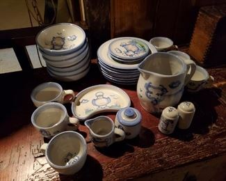 M.A. Hadley Dish Set
