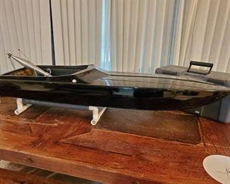 HUGE RC Boat