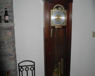 Grandmother clock Howard Miller
