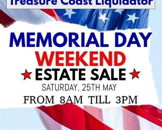 Copy of Memorial Day Weekend Flyer Made with PosterMyWall
