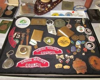 Boy Scout items