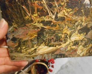 Artist 'Bernard'