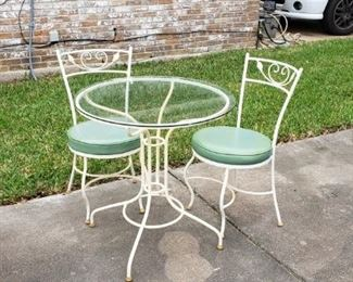 Mid Century Patio Furniture