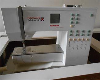 Bernina Patchwork  Edition sewing machine