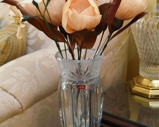 Crystal & Glass Vases