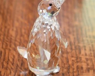 Crystal Miniatures - Penguin