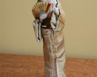 Asian / Japanese Dress Figurine