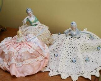 Antique / Vintage Pin Cushion Dolls