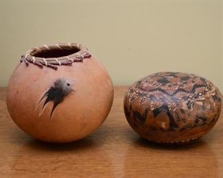 Gourd Bowls