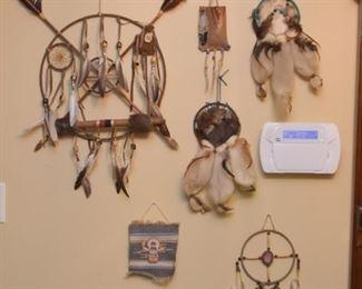 Dream Catchers & Southwestern Wall Hangings