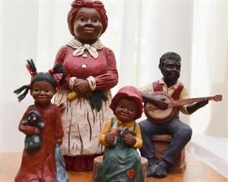 Black Americana Figurines
