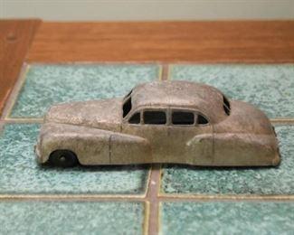 Vintage Metal Toy Car