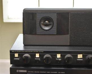 Speaker & Speaker Control System