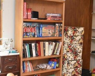 Wood Bookshelves / Bookcases