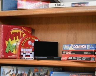 Board Games & Party Games