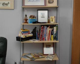 Contemporary Shelf Unit
