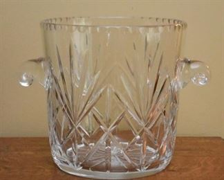 Large Crystal Champagne / Wine Cooler