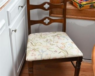 Set of 4 Dining Side Chairs