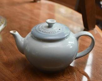 Small Le Creuset Teapot