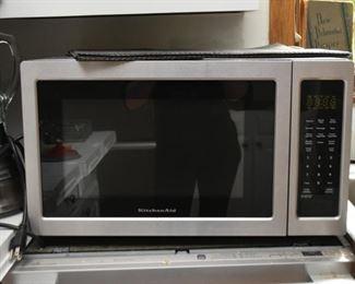 KitchenAid Microwave Oven
