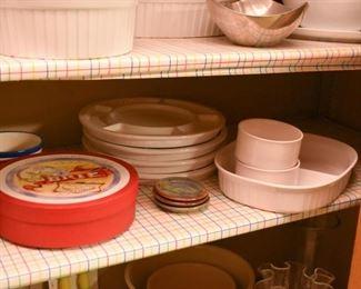 Baking Dishes, Dinnerware