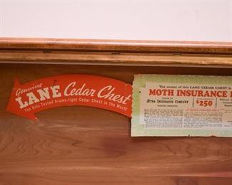 Lane Cedar Trunk / Chest