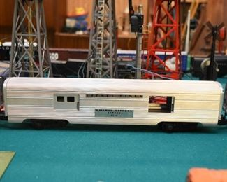 Trains (mostly Lionel, some American Flyer)