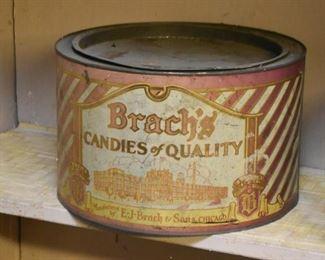 Brach's Candies Tin