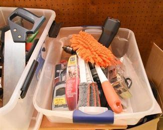 Hand Tools & Workshop