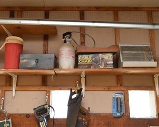 Automotive, Garden, Space Heater, Tools, Etc.