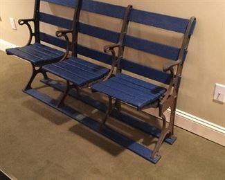 Ebbets Field seats