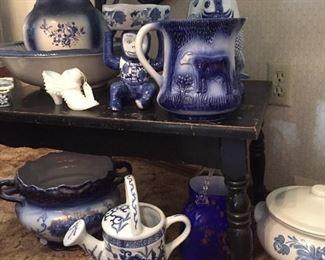 Delft Porcelain monkey , Other Delft Items