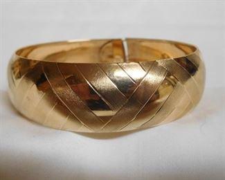 14 k Bracelet